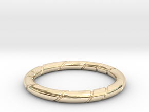 Ribbon in 14K Yellow Gold: 13 / 69