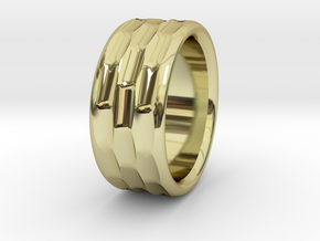 Rln0002 in 18k Gold Plated