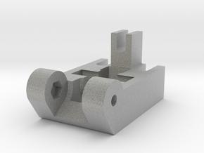 Wade Extruder MK7 Idler in Metallic Plastic