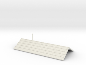 NPE02b Signal Box in White Natural Versatile Plastic