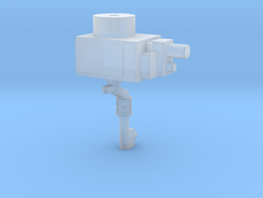 06C1-TV Camera-TCU1 in Smooth Fine Detail Plastic