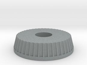 esb mount LS knob E in Polished Metallic Plastic