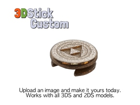 3DStick Custom (3DS Circle Pad) in Stainless Steel
