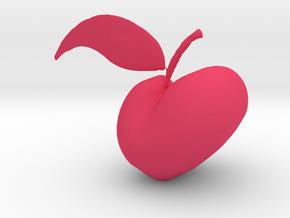 Archipelis Designer Model in Pink Processed Versatile Plastic