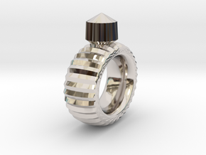 Craft Ring in Platinum
