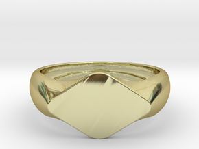 TASSO Ring in 18k Gold Plated