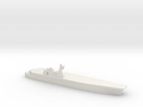 Sea Control Ship, 1/700 in White Natural Versatile Plastic