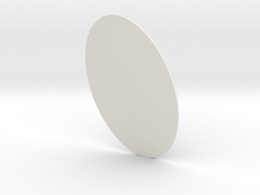 S-typeM16insert in White Natural Versatile Plastic