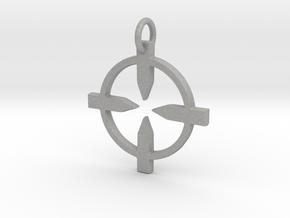 Recon Pendant in Aluminum