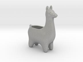 Llama Planters - Small in Aluminum