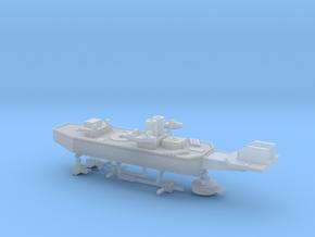 Chile Ohiggins Class Grand Cruiser in Smooth Fine Detail Plastic