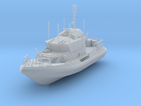 1/96 Response Boat- Medium in Smooth Fine Detail Plastic