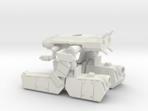 Centaur A3 40k Standing in White Natural Versatile Plastic