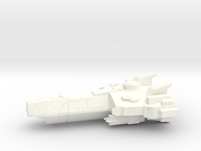 Incredible 285th Dropship in White Processed Versatile Plastic