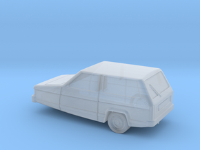 Reliant Robin - 1/148-Scale, (British N) in Smooth Fine Detail Plastic