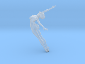 1/32 Nude Dancers 008 in Smooth Fine Detail Plastic