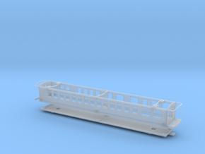 "DAR - Oservation Car ""Nova Scotia"" in Smooth Fine Detail Plastic"