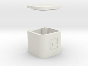 Sensor21 in White Natural Versatile Plastic