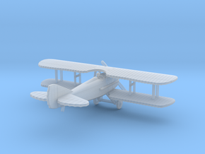 SPAD 13 (1917 Model) in Smooth Fine Detail Plastic: 1:144