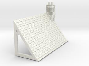 Z-152-lr-comp-l2r-level-roof-rc-bj in White Natural Versatile Plastic
