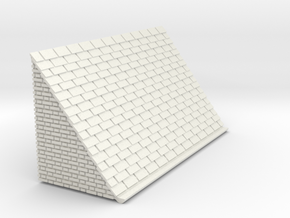 Z-152-lr-comp-l2r-level-roof-nc-nj in White Natural Versatile Plastic