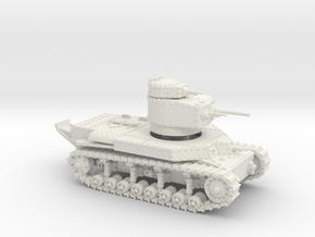 T24 Medium (20mm) in White Strong & Flexible