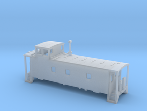 N scale DRGW 01400 series as Rebuilt in Frosted Ultra Detail