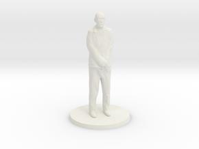 Zhang 3D - 3 in White Natural Versatile Plastic