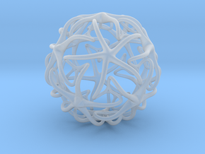 ball in Smooth Fine Detail Plastic