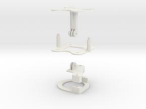 IRIS+ Sony RX100 III Tilt Mount in White Natural Versatile Plastic