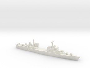 Type 43, 1/1250 in White Natural Versatile Plastic