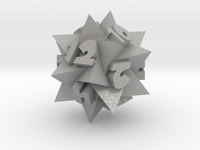 Compound of 5 Tetrahedra as d12 in Aluminum