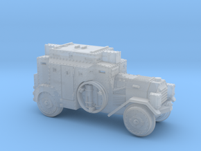 SdKfz 3 (20mm) in Smooth Fine Detail Plastic