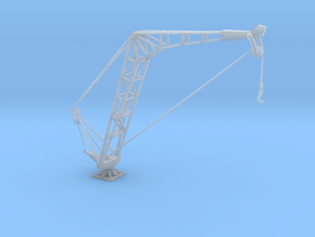 1/128 USN Aircraft Crane in Smooth Fine Detail Plastic