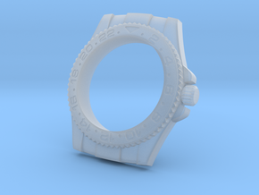 Rolex Housing For 70mm Gauge in Smooth Fine Detail Plastic