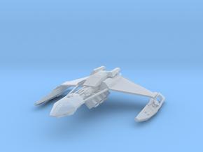 Klingon D5 Tanker Variant 1/2500 FUD in Frosted Ultra Detail