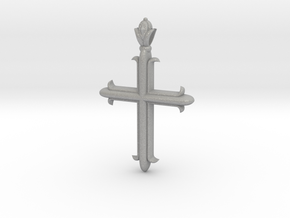 Cross flory ver1 in Aluminum