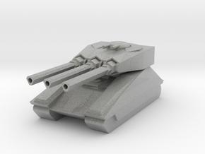 Gauss tank in Metallic Plastic