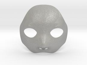 Sample Base Mask in Aluminum