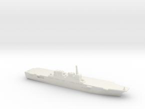 Hyuga-class DDH, 1/2400 in White Natural Versatile Plastic
