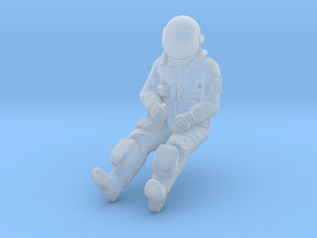 NASA Space Shuttle Pilot in Smoothest Fine Detail Plastic: 1:72