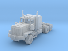 N Scale Kenworth C500 in Smooth Fine Detail Plastic