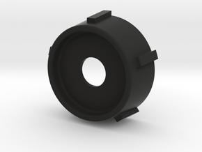 Blender Bottom Ring in Black Strong & Flexible