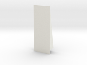 Hodor Doorstop in White Natural Versatile Plastic