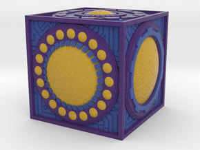 Mother Box in Full Color Sandstone