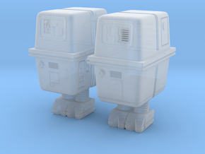 Gonk droid Tabletop Scale 28/32 mm in Smooth Fine Detail Plastic