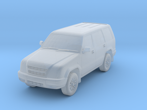 1:150 Isuzu Trooper in Frosted Extreme Detail