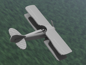 SPAD 17 in White Strong & Flexible: 1:144
