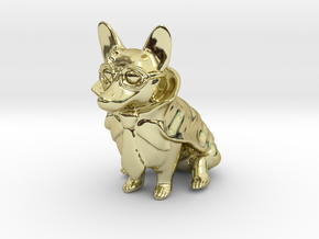 Corgi Potter in 18k Gold