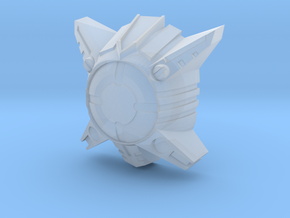 Energo-Star - Herobot in Smooth Fine Detail Plastic